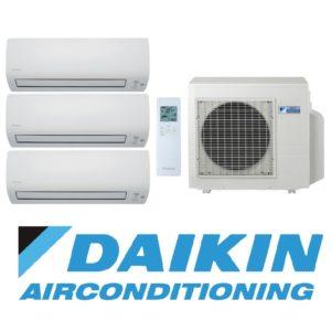 Мульти сплит-система Daikin 3MXS40K-CTXSx3 (комплект на 3 комнаты). Со склада в Симферополе.