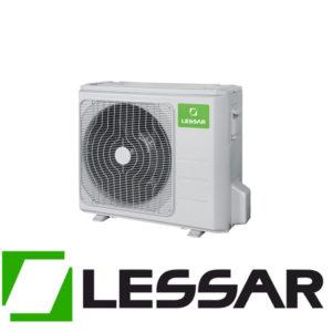 Наружный блок мульти сплит-системы Lessar LU-2HE18FMA2 серия eMagic Inverter, по низкой цене со склада в Симферополе. Бесплатная доставка. Звоните!