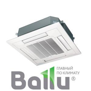 Кассетный внутренний блок мульти сплит-системы Ballu BCI-FM-12HN1/EU (compact) серия Super Free Match, по низкой цене со склада в Симферополе. Бесплатная доставка. Звоните!
