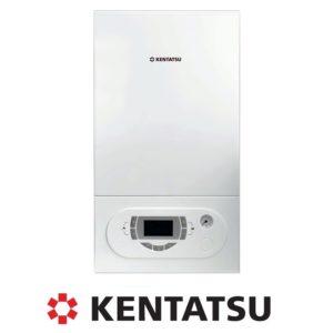 Настенный газовый котел с двумя теплообменниками Kentatsu Nobby Balance 28-2CS для помещений до 280 кв м, со склада в Симферополе.