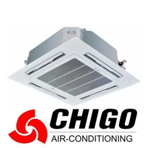 Кассетный кондиционер Chigo CCA-60HVR1 / COU-60HDSR1 со склада в Симферополе, для площади до 160 м2. Официальный дилер!