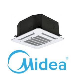 Кассетный кондиционер Midea MCA3-12HRN1-Q1 / MOBA30U-12HN1-Q со склада в Симферополе, для площади до 35 м2. Официальный дилер!