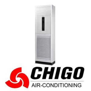 Колонный кондиционер Chigo CFI-140A6A / CFO-140A6A со склада в Симферополе, для площади до 140 м2. Официальный дилер!