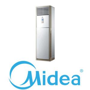 Колонный кондиционер Midea MFM-48ARN1-R / MOU-48HN1-RB6W со склада в Симферополе, для площади до 140 м2. Официальный дилер!