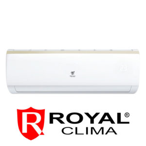 Кондиционер ROYAL CLIMA со склада в Симферополе RC-TG30HN серия TRIUMPH GOLD для площади до 30 м2