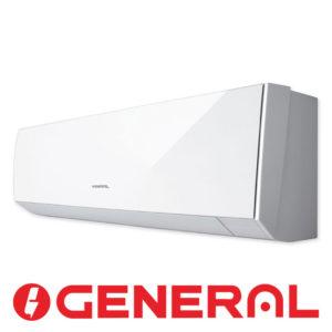 Инверторный настенный внутренний блок мульти сплит-системы General ASHG12LMCA со склада в Симферополе серия Energy Plus для площади до 35 м2. Бесплатная доставка. Звоните!