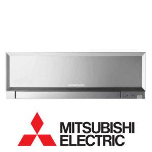 Инверторный настенный внутренний блок мульти сплит-системы Mitsubishi Electric MSZ-EF22VES со склада в Симферополе серия Design Inverter для площади до 22 м2. Бесплатная доставка. Звоните!