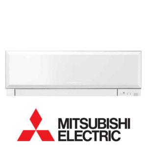 Инверторный настенный внутренний блок мульти сплит-системы Mitsubishi Electric MSZ-EF22VEW со склада в Симферополе серия Design Inverter для площади до 22 м2. Бесплатная доставка. Звоните!