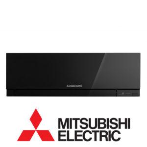Инверторный настенный внутренний блок мульти сплит-системы Mitsubishi Electric MSZ-EF25VEB со склада в Симферополе серия Design Inverter для площади до 25 м2. Бесплатная доставка. Звоните!