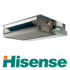 Канальный кондиционер Hisense AUD-12HX4SNL AUW-12H4SV со склада в Симферополе, для площади до 35 м2. Официальный дилер!