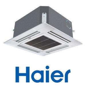 Кассетный кондиционер Haier AB18CS1ERA(S) 1U18DS1EAA PB-700IB со склада в Симферополе, для площади до 50 м2. Официальный дилер!