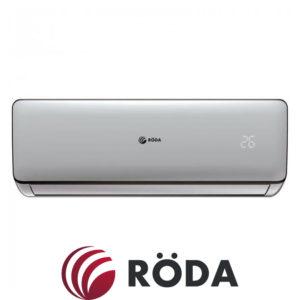 Инверторный кондиционер Roda RS-AL12F RU-AL12F со склада в Симферополе серия SILVER Inverter HOME LINE для площади до 32 м2. Бесплатная доставка. Звоните!