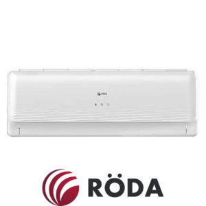 Кондиционер Roda RS-A12E RU-A12E со склада в Симферополе серия SKY PROFESSIONAL LINE для площади до 35 м2. Бесплатная доставка. Звоните!